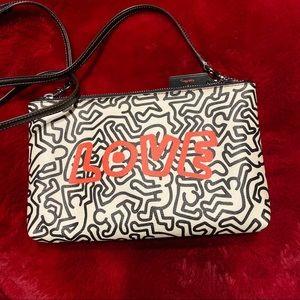 Coach x Keith Haring Crossbody Bag